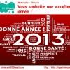L'APEL vous souhaite une excellente année 2013 !!