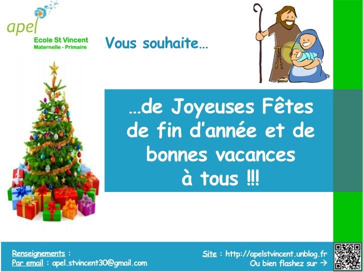 Com#23 Joyeux Noël V 16 12 13